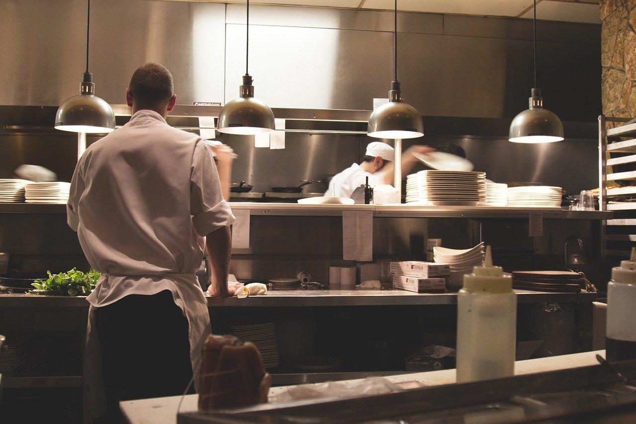 Nerezová ocel v gastronomii