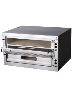 Pizza pec dvoupatrová 18 x pizza Ø 320 mm | RED FOX, E-18